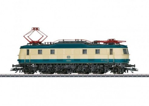 Class 118 Electric Locomotive