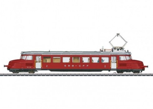 Class RBe 24 Electric Express Powered Rail Car