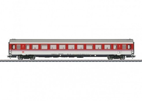 EC Tiziano: Type Bpmz 291.3 Express Train Passenger Car