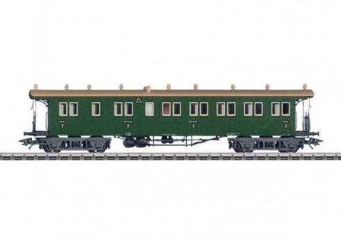 Type BCCi Express Train Open Platform Passenger Car