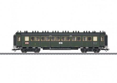Type ABBü Express Train Passenger Car