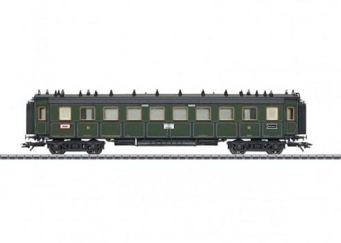 Ekspressrongi reisivagun tüüp CCü