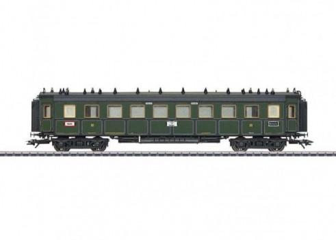 Type CCü Express Train Passenger Car