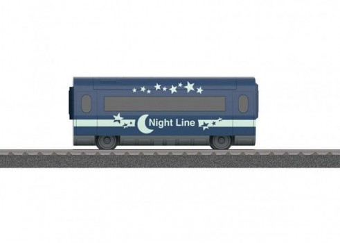 """Night Line"" Sleeping Car"