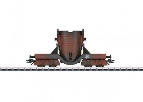 Crude Iron Car
