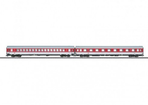 EC Tiziano: Express Train Passenger Car Set