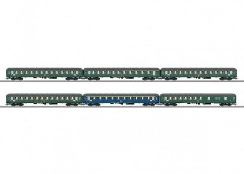 Interzone Express Train Passenger Car Set