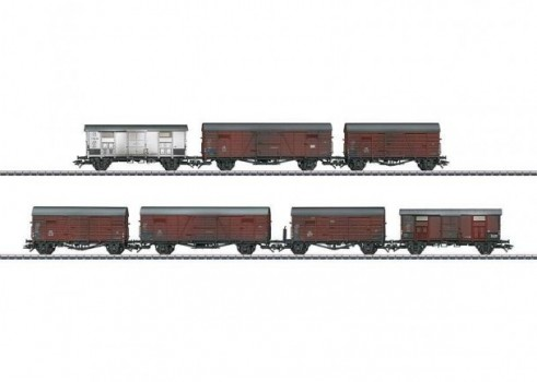 Freight Car Set for the Class V 188