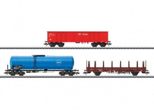 """Modern Freight Service"" Car Set"