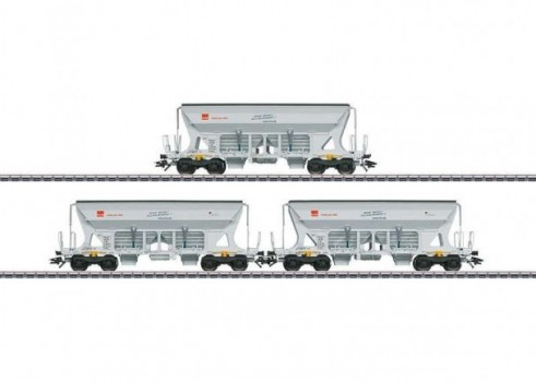 Type Faccns Bulk Freight Car Set