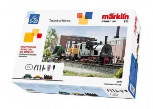 """My Start with Märklin"" Starter Set. 230 Volts"