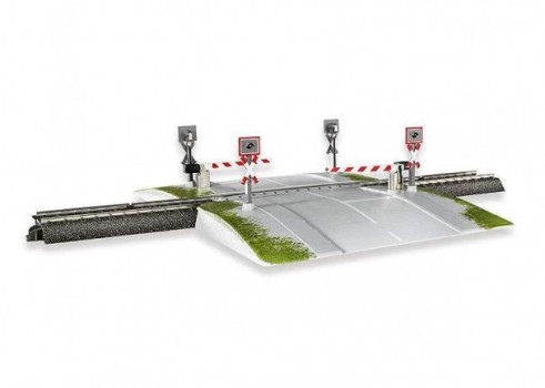 Fully Automatic Railroad Grade Crossing