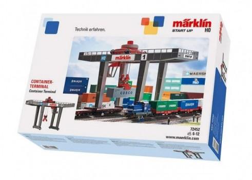 Märklin Start up – Container Terminal