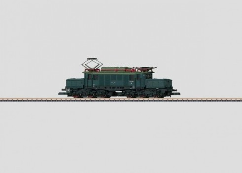 Heavy Electric Freight Locomotive