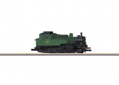 Class 130 TB Steam Tank Locomotive