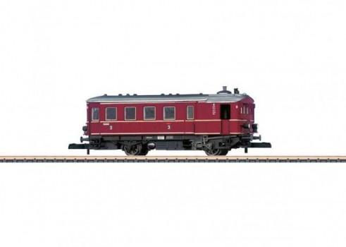Class Kittel CidT 8 Steam-Powered Rail Car