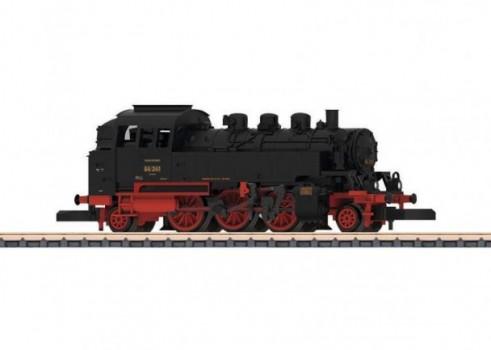 Steam Tank Locomotive