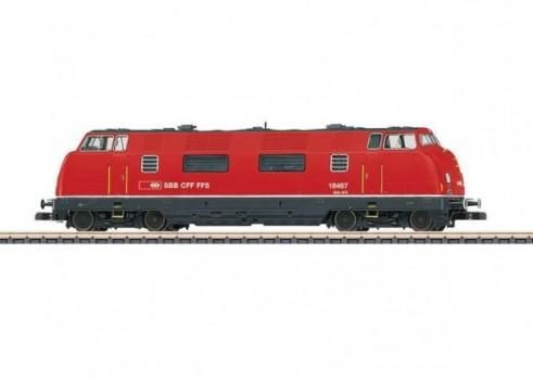 Class Am 44 Diesel Hydraulic Locomotive