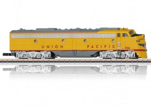 American E 8 Diesel Electric Locomotive