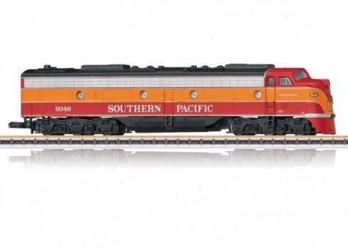 American E 9 Diesel Electric Locomotive