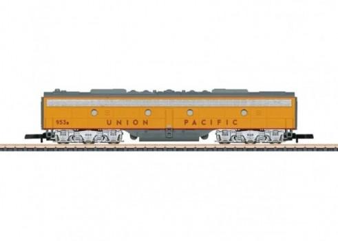 American E8B Diesel Electric Locomotive