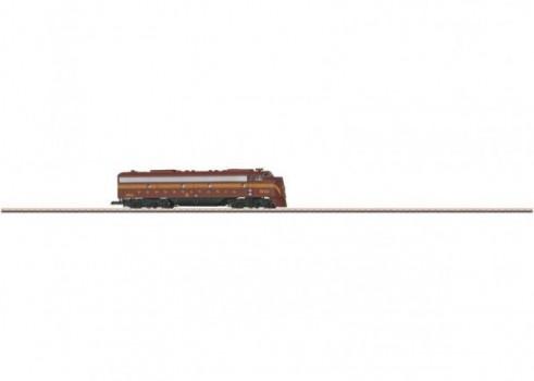 American E8A Diesel Electric Locomotive