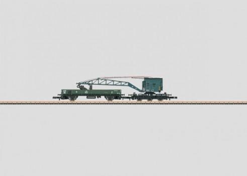 Crane Car Set