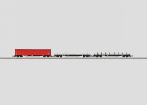 Freight Service Car Set