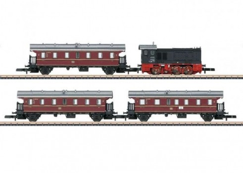 """Commuter Train"" Train Set"