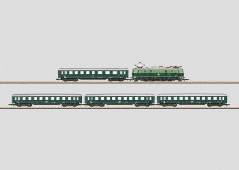 """Austrian Express Passenger Train"" Train Set"