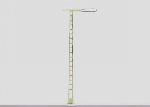 Station Light on a Standard Catenary Mast