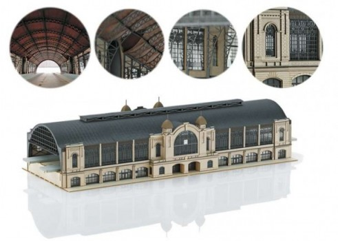 Architectural Building Kit Set