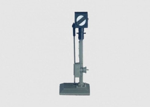 High Mounted Yard Track Block Signal with Lens