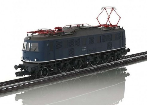 Class E 118 Electric Locomotive