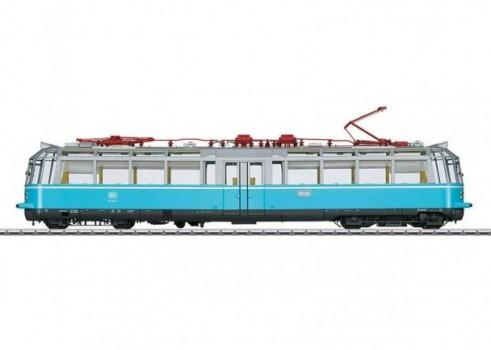 Powered Observation Rail Car