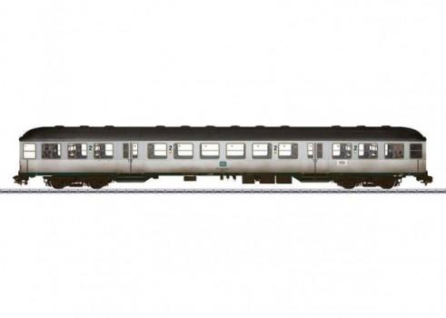 """""""Silberling"""" Commuter Car, 2nd Class"""