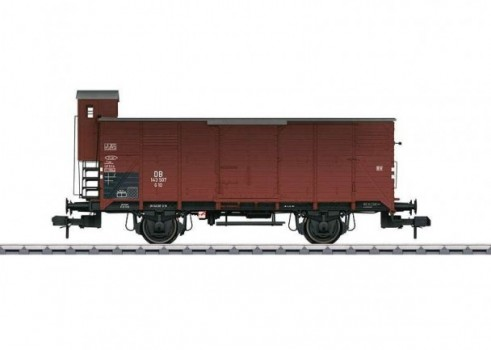 Type G 10 Boxcar