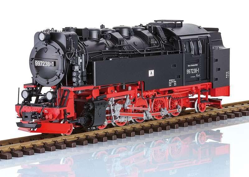 Dr Steam Locomotive  Road Number 99 7238-1