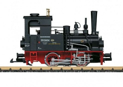 Steam Locomotive, Road Number 99 5604