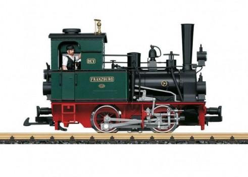 """""""Franzburg"""" Steam Locomotive"""