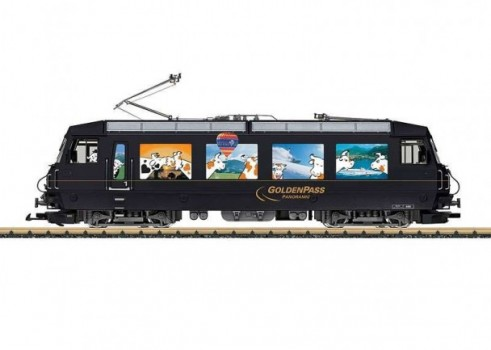 MOB Class Ge 44 Electric Locomotive