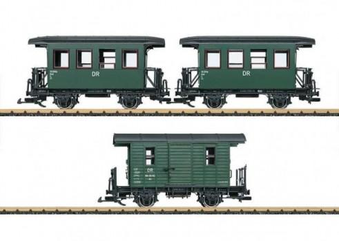 DR Car Set (Franzburger Kreisbahn)