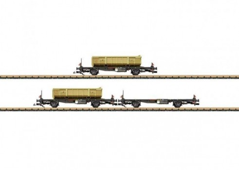 RhB Container Car Set