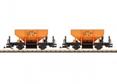 HSB Set of Ballast Cars