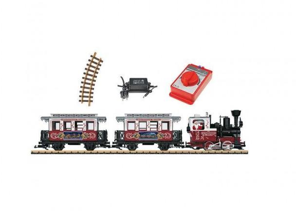 Christmas Train Starter Set, 230 Volts