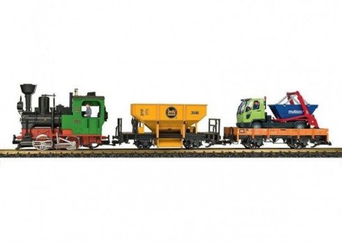 Freight Train Starter Set, 230 Volts