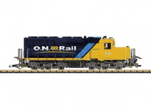 ONT Diesel Locomotive