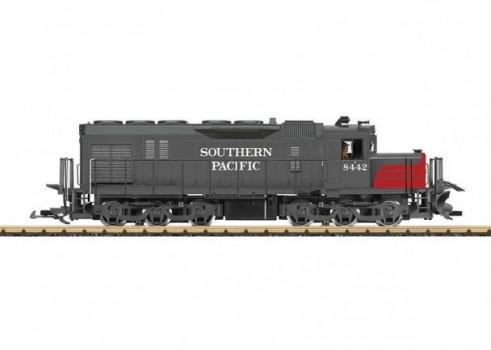 SP Diesel Locomotive