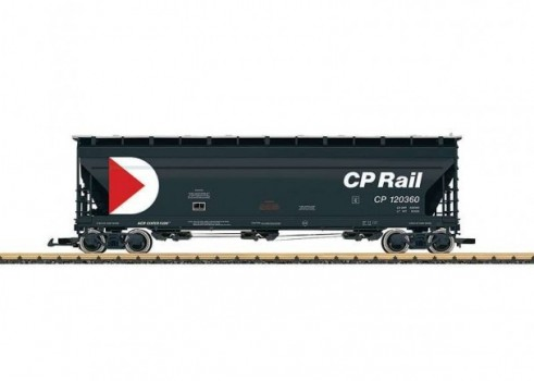 CP Rail Center Flow Hopper Car