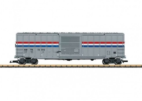 Amtrak Material Car, Phase III